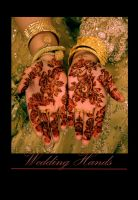 Wedding Hands by Ange1ica