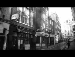 Some street of London by joaovitor2763