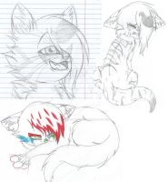 Drawing made at school by blackmuttofdoom