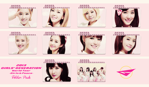 Girls' Generation (SNSD) ~2013 World Tour~ by FolderOvert