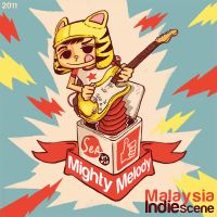 SEAIndie Mighty Melody Front by nimbusnymbus