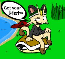 Got your hat by Glamator