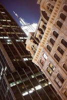 Untitled- Midtown Architecture by seenew