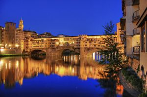Ponte Vecchio by InspirationRealized