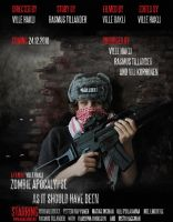 Zombie Apocalypse poster by God--of--War