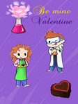 LaFerry Valentines Day Card by tigersnow66