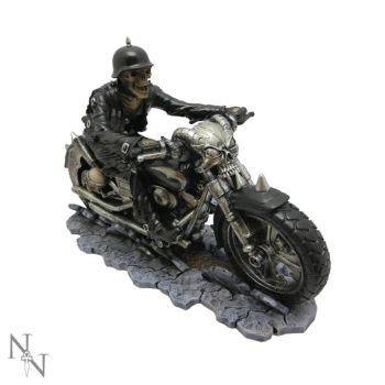 Hell on the Highway - Figurine by namesjames