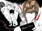 God of The New World (Death Note) by Aty-S-Behsam