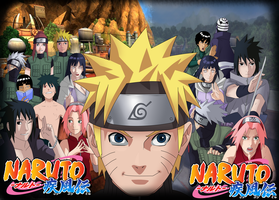 Naruto Road To Ninja by Axcell1ben