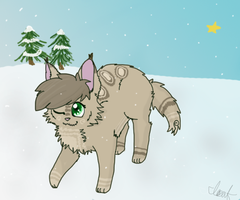 :RQ: Walking in a Winter Wonderland by Ieafeon