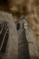 St John The Evangelist Church Tower by richsabre