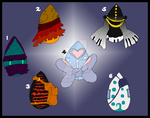 Egg Adopts Sheet (OPEN 1/6) by jasmines-adopts