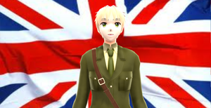 MMDNC England by chocosunday