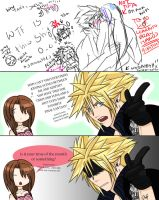 Crappy Artist Commentary by roxasandnaminelove