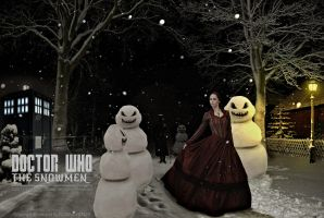 Doctor Who: The Snowmen by ADamselinDesign