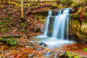 Waterfall by Magic--photography