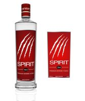 Concept Spirit Vodka Label by corElement