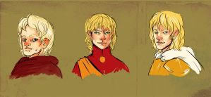 Lannisters pt 1 by okani