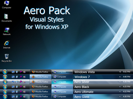 Aero Pack by Vher528