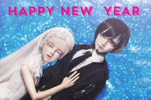 HAPPY NEW YEAR. by alvis002
