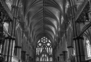 View over The Sanctuary... by TheBaldingOne