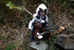 It's mini-Connor Kenway! by elittlet