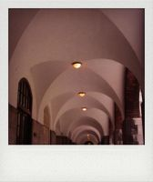 Fake cloister by MissUmlaut