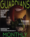 Emerald Guardians Monthly Magazine by Ashman718