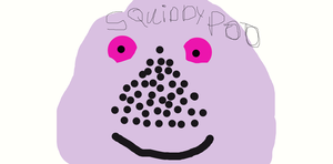 SQUIDDYPOO by cobra416
