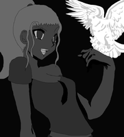 The Whiteness of a Dove by gaarasbabe2000