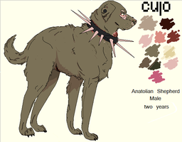 Cujo reference 3 by EATSFLESH