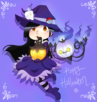 Happy Halloween 2013 by Kehmy