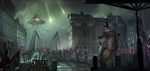 war of the worlds by whiteoxygen