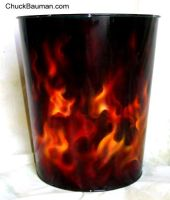 Real Flames Airbrushing by crb1177