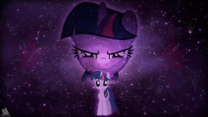 Twilight Sparkle Wallpaper 1 by BigMemoire