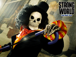 Brook - STRONG WORLD by drwarumono