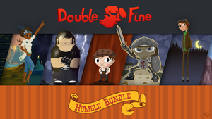 Humble Double Fan Art by CheesenessTheGreat