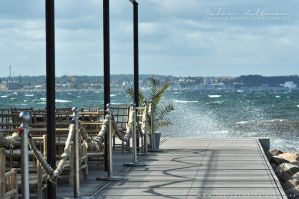 Sea view by Pebels