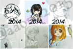 +Improvement Over The Year+ by Aaoni