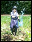 Sasuke in the Park by GD-Lolli