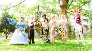 LINEAGE II by oruntia