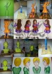 The making of clay models by 07angel-of-peace14