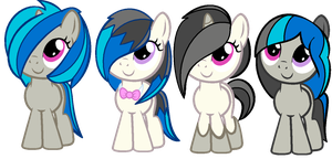 Pony Filly Adopts - 02 (CLOSED) by PonyAdopts4U
