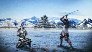 The Duel by Almirith7