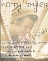 When You Smile at the Ground by iluvlouis