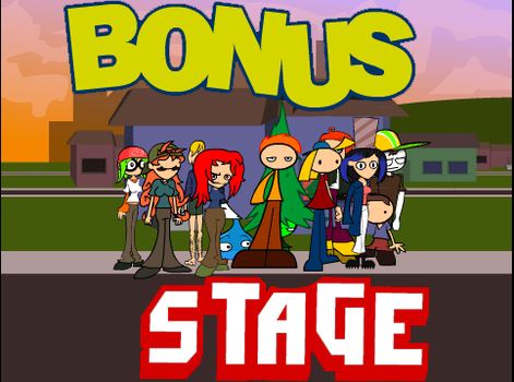Bonus Stage Forever by SgtChilly