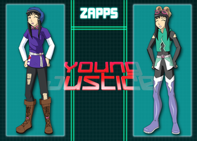 YJ: Zapps' Profile Pics by Hieis-Wolf-Girl