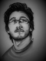 Mark Edward Fischbach by BeardHolder