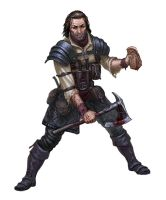Pathfinder Jervis Stoot by Lothrean