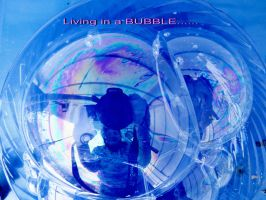 Man that,s ME in the bubble by Nipntuck3
